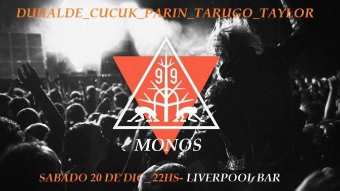 99 Monos en Liverpool