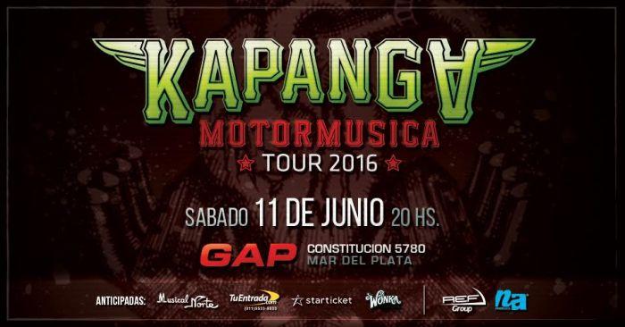 kapanga gap