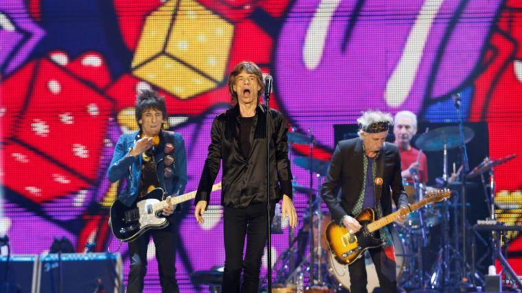 Los Stones llevan más de 50 años en la música en plena vigencia