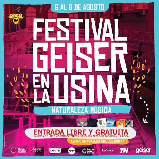 geiser festival