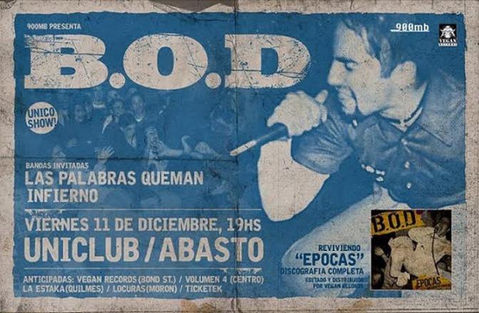El regreso de B.O.D.