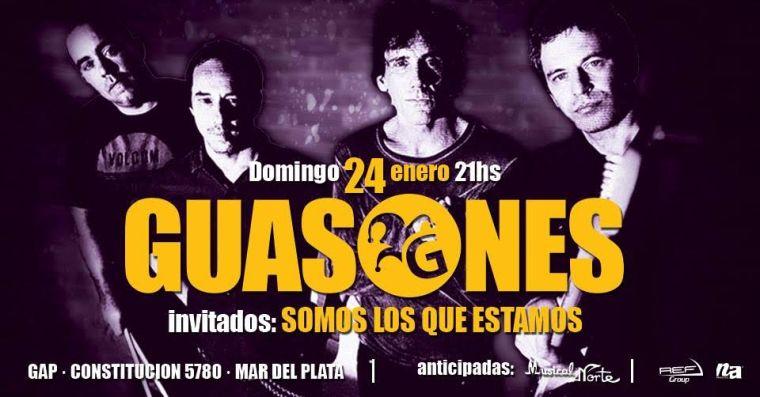 guasones mdp