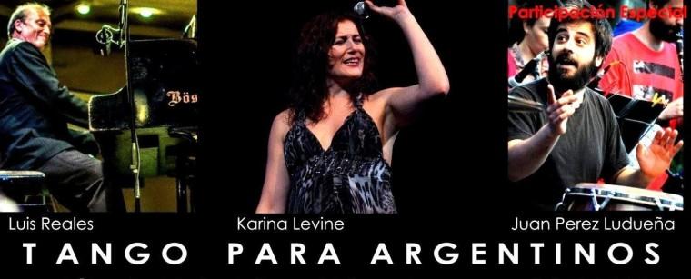 tango para argentios